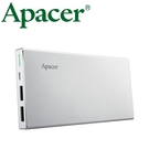 Apacer 宇瞻 B522 鋁合金 行動電源 1.6A輸入 共2.1A輸出 電芯容量 10000mAh