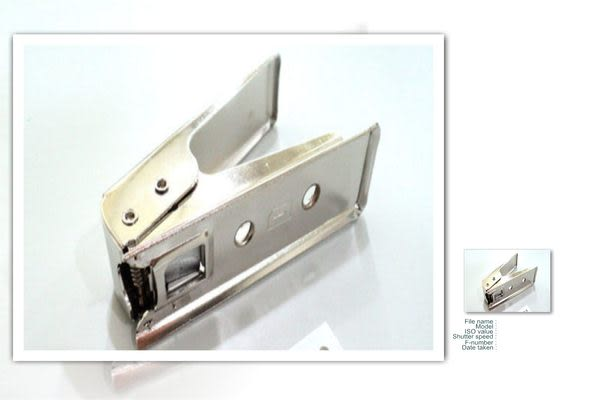✔sim卡 剪卡器micro/DIY 大卡變小卡 剪卡鉗 S3 i9300/iPhone 4S/iPad2/SONY LT26i/HTC Desire C