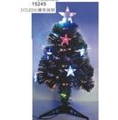 60CMLED光纖聖誕樹】聖誕節舞會聖誕襪 聖誕帽 聖誕燈 聖誕金球 聖誕服 聖誕蝴蝶結 聖誕花