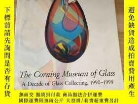 二手書博民逛書店The罕見Corning Museum of Glass A D