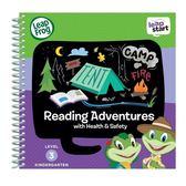 ☆愛兒麗☆LeapFrog 跳跳蛙 LeapStart Books:兒童4-閱讀探險隊