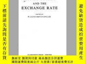 二手書博民逛書店The罕見Money Supply And The Exchange Rate-貨幣供應量與匯率Y436638