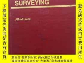 二手書博民逛書店GPS罕見SATELLITE SURVEYING衛星測量Y8477 Aifred Leick