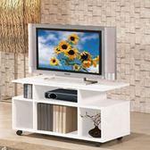 新款現代簡約臥室高電視櫃客廳液晶木電視機櫃子收納儲物地櫃 最後一天85折