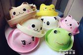 寶寶草帽春秋夏季6-12個月01-2-4歲兒童盆帽禮帽嬰兒男女童遮陽帽   麥琪精品屋