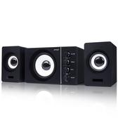 A830電腦音響藍牙台式迷你家用重低音炮手機有線小音箱