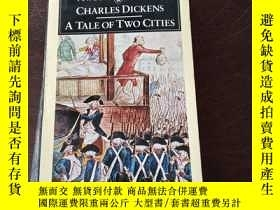 二手書博民逛書店A罕見Tale of Two Cities (英文原版)Y271942 Charles Dicken Peng
