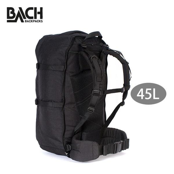 BACH Travel Pro 45 旅行背包132211 (45L) / 城市綠洲 (登山健行、後背包、巴哈包、愛爾蘭品牌)