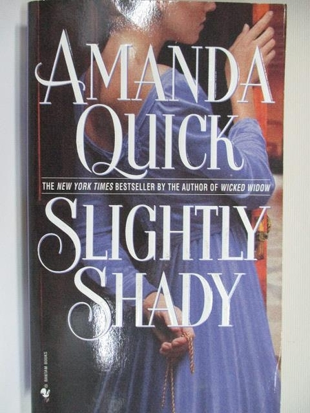 【書寶二手書T1/原文小說_BJ5】Slightly Shady_Amanda Quick