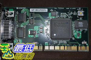 [106美國直購] CONTEC GP-IB (LPCI) FL GPIB Interface Board for PCI Card 7224A NIB