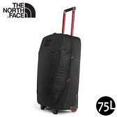 【The North Face 75L 30吋拉桿拖輪行李箱《黑》】3KVS/拉桿式行李箱/隨身登機箱/出國自助旅行