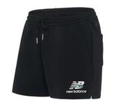 New Balance系列 女款黑色 運動短褲  -NO.AWS91580BK