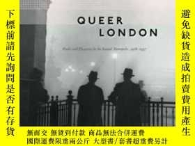 二手書博民逛書店Queer罕見LondonY364153 Houlbrook, Matt Univ Of Chicago Pr