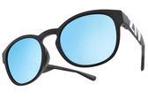 ZIV 運動太陽眼鏡 F13 (黑-藍水銀) 台灣製 2018限量款 水銀運動眼鏡 # 金橘眼鏡