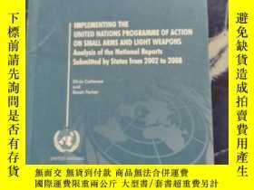 二手書博民逛書店Implementing罕見the United Nations