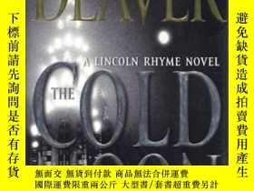 二手書博民逛書店The罕見Cold Moon: A Lincoln Rhyme