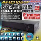 【CHICHIAU】8路AHD 1080...