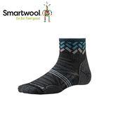 【美國 SmartWool  女Phd戶外輕量減震印花短襪 《炭黑》】SW001308/保暖/戶外/運動襪