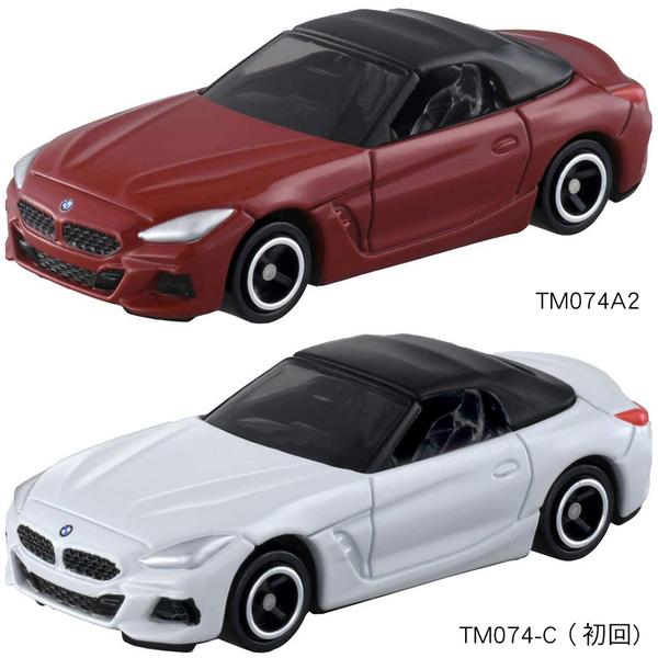 TOMICA 多美小汽車NO.074 BMW Z4(2台一起賣)_TM074A2+TM074-C
