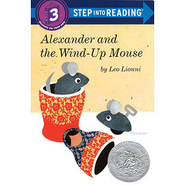 【麥克書店】STP INTO READING ALEXANDER AND THE WIND UP MOUSE /L3 (阿力和發條老鼠讀本版)