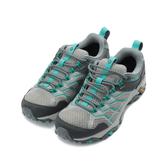 MERRELL MOAB FST 2 GORE-TEX 防水戶外鞋 淺灰/藍 ML90064 女鞋