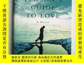 二手書博民逛書店THE罕見MISSING PERSON S GUIDE TO L