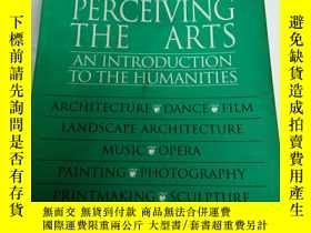 二手書博民逛書店PERCEIVING罕見THE ARTSY212829