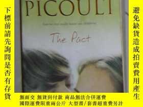 二手書博民逛書店英文原版罕見The Pact by Jodi Picoult 著