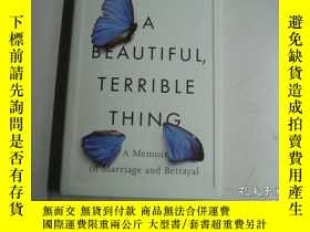 二手書博民逛書店JEN罕見WAITE A BEAUTIFUL.TERRIBLE