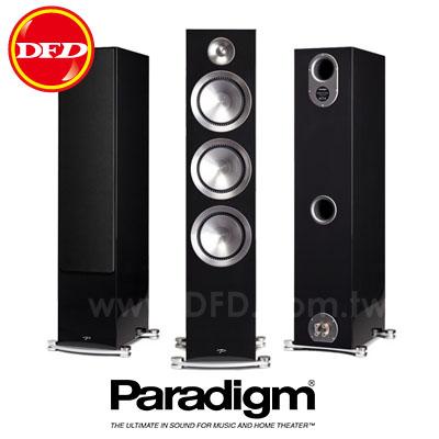 (新品預購) 加拿大 Paradigm PRESTIGE 95F 鋼烤黑 Piano Black 落地型劇院喇叭 公司貨