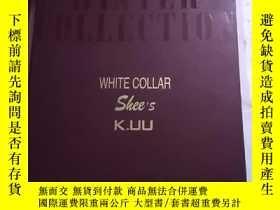 二手書博民逛書店WHITE罕見COLLAR Shee K.UU 2003-20