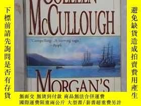二手書博民逛書店英文原版罕見Morgan s Run by Colleen Mc