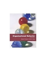 二手書博民逛書店《Organizational Behavior 14/e》 R