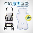 金寶貝 韓國 GIO Pillow Ice Seat 超透氣 涼爽 座墊 B型 藍 【32277】