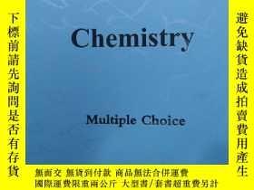 二手書博民逛書店AP罕見Chemistry Multiple ChoiceY8477 出版2013