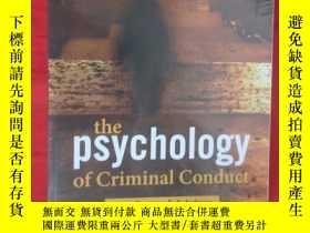 二手書博民逛書店The罕見Psychology of Criminal Conduct 6th... (16開 ) 【詳見圖】 未