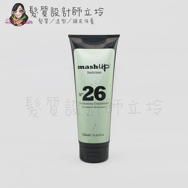 立坽『瞬間護髮』Mashup 日常保養 N26 豐盈彈力護髮素250ml HH03
