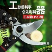 摘果器修剪果樹枝條的植物剪刀日本園藝剪枝剪家用花草省力花卉花木剪刀