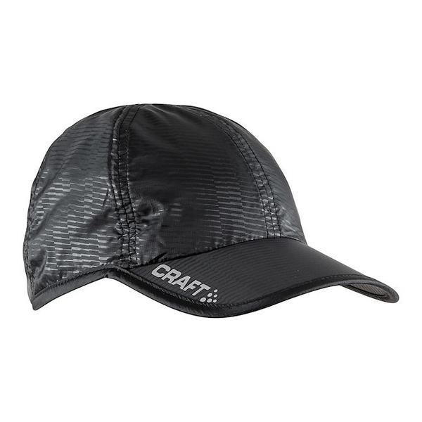 [好也戶外]CRAFT UV輕量跑步帽/白 No.1906024