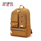 Samsonite RED【MIRRE HD9】(十周年紀念款) 多功能後背包 抗菌口袋可放口罩 撞色亮眼 大容量 (歡迎詢問)