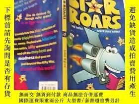 二手書博民逛書店star罕見roars 星星咆哮Y200392