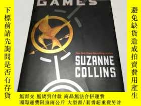 二手書博民逛書店THE罕見HUNGER GAMES 精裝Y169097 SUZA