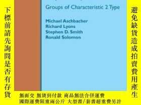 二手書博民逛書店The罕見Classification Of Finite Simple Groups-有限單群的分類Y436