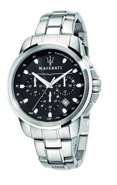 【Maserati 瑪莎拉蒂】/三眼鋼帶錶(男錶 女錶 手錶 Watch)/R8873621001/台灣總代理原廠公司貨兩年保固