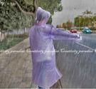 【一次性雨衣】男女適用輕便性雨衣 戶外旅遊作業工作必備薄款便利雨衣