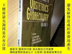 二手書博民逛書店Contributions罕見to Obstetrics and