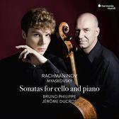 【停看聽音響唱片】【CD】拉赫曼尼諾夫/米亞科夫斯基:大提琴奏鳴曲 布魯諾.菲利浦 大提琴