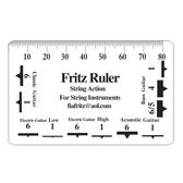 ☆唐尼樂器︵☆Fritz Ruler 吉他尺規弦距測量尺測量卡調整弦距 吉他電吉他貝斯Bass
