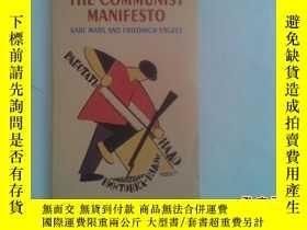 二手書博民逛書店the罕見communist manifestoY190284