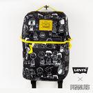 [第2件1折]Levis 男女同款 後背包 / Snoopy限量系列 / 滿版印花